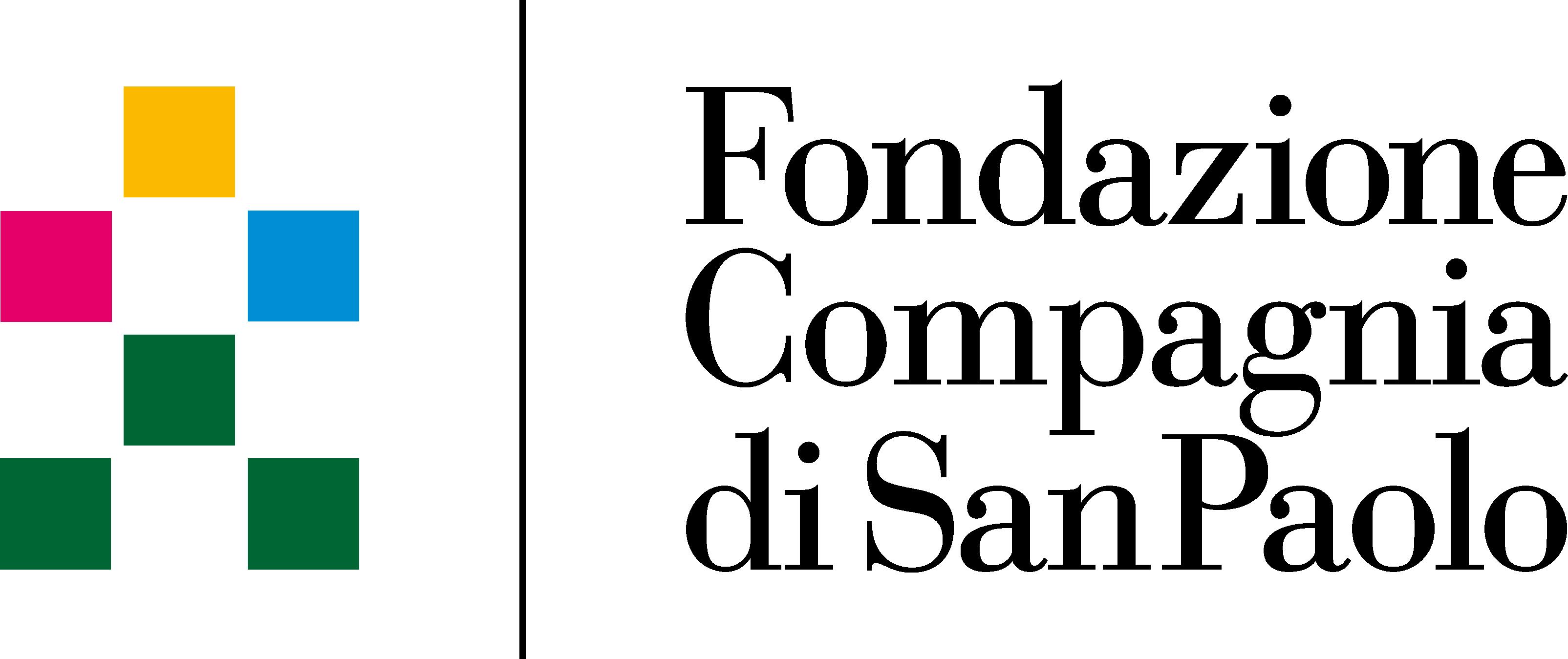 Fondazione Compagnia di San Paolo logo