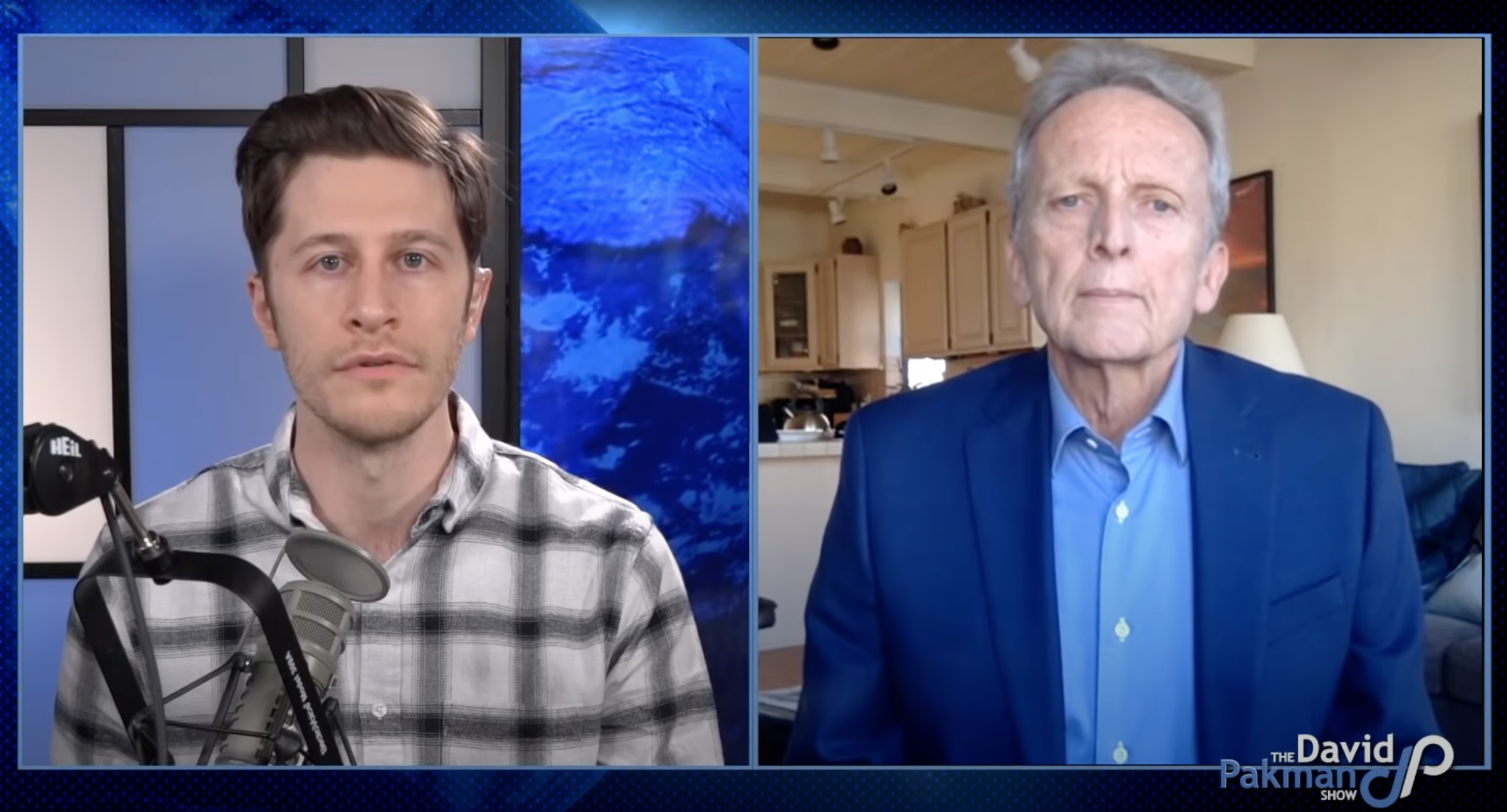 Cover Image for The David Pakman Show: What we can do to save our country before things continue to deteriorate?