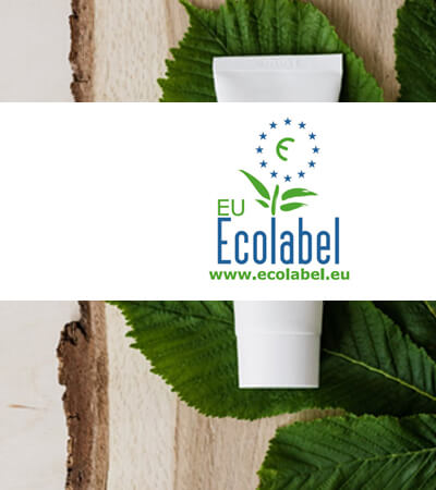 Cosméticos sustentáveis EU Ecolabel