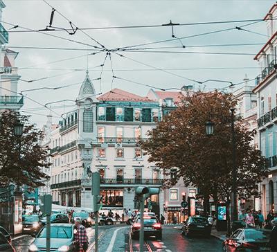 Transporte e veículo elétrico em Portugal