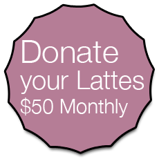 Donate your lattes
