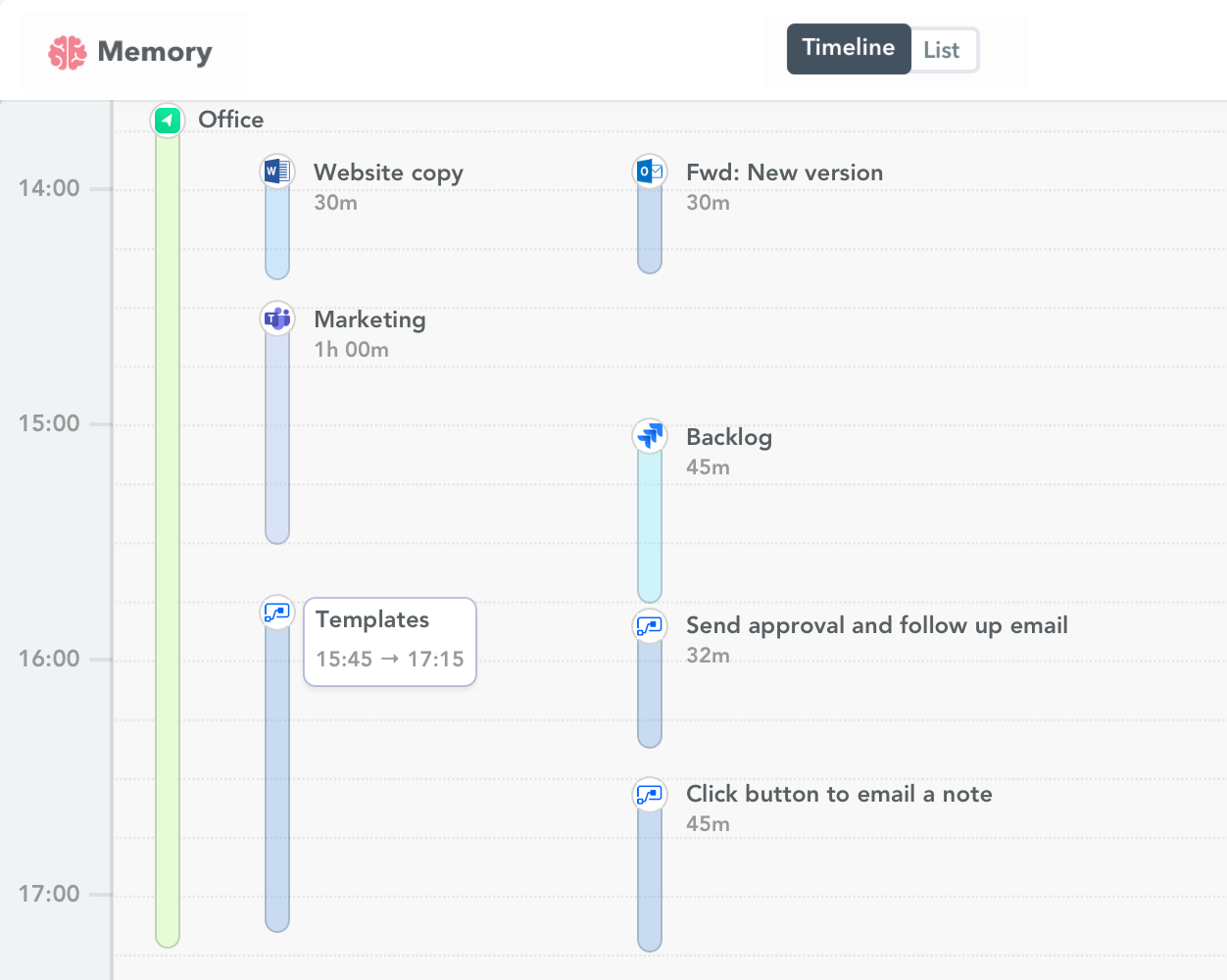 Microsoft flow time tracking