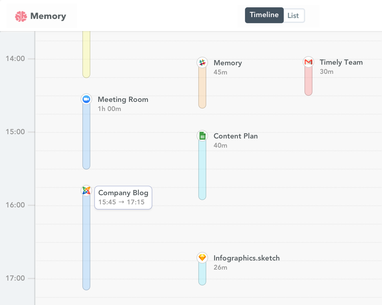 Joomla-time-tracking
