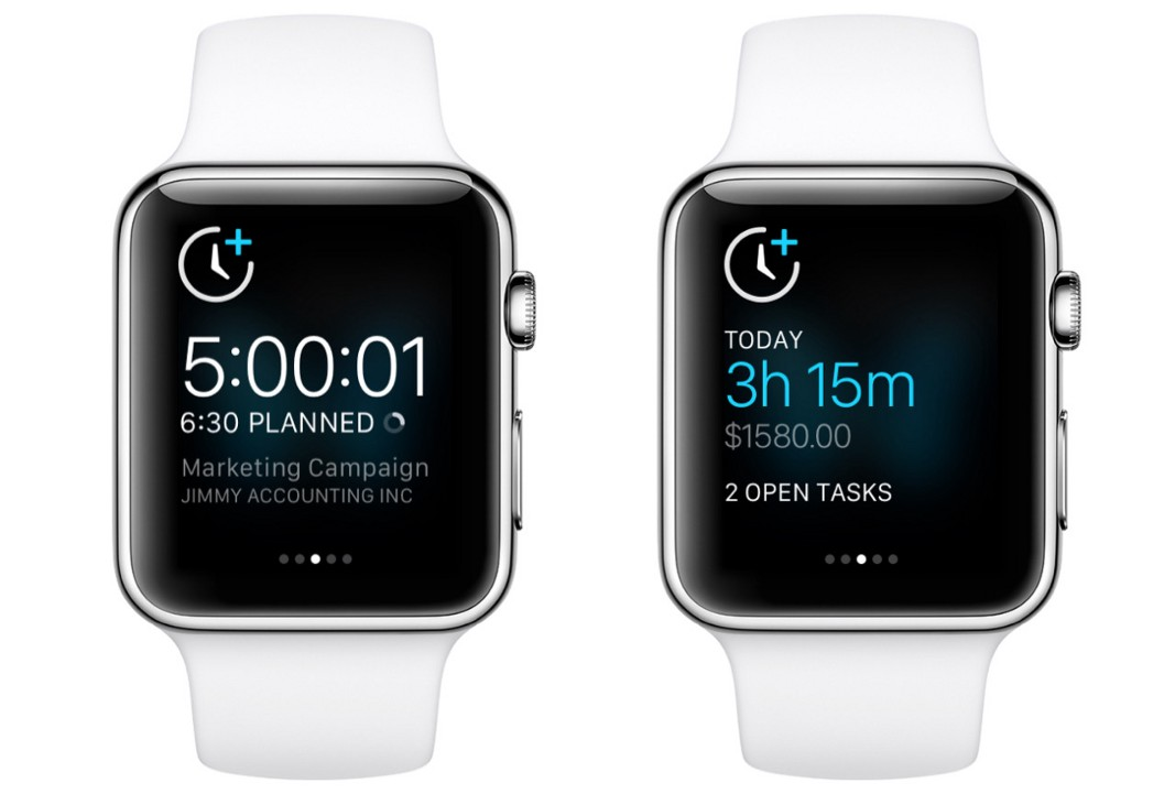 Timely Glances on Apple Watch