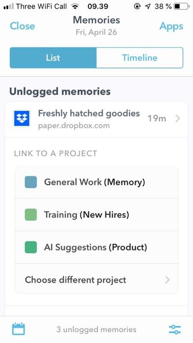 memory-list-ios