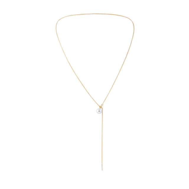 Sunni lariat necklace