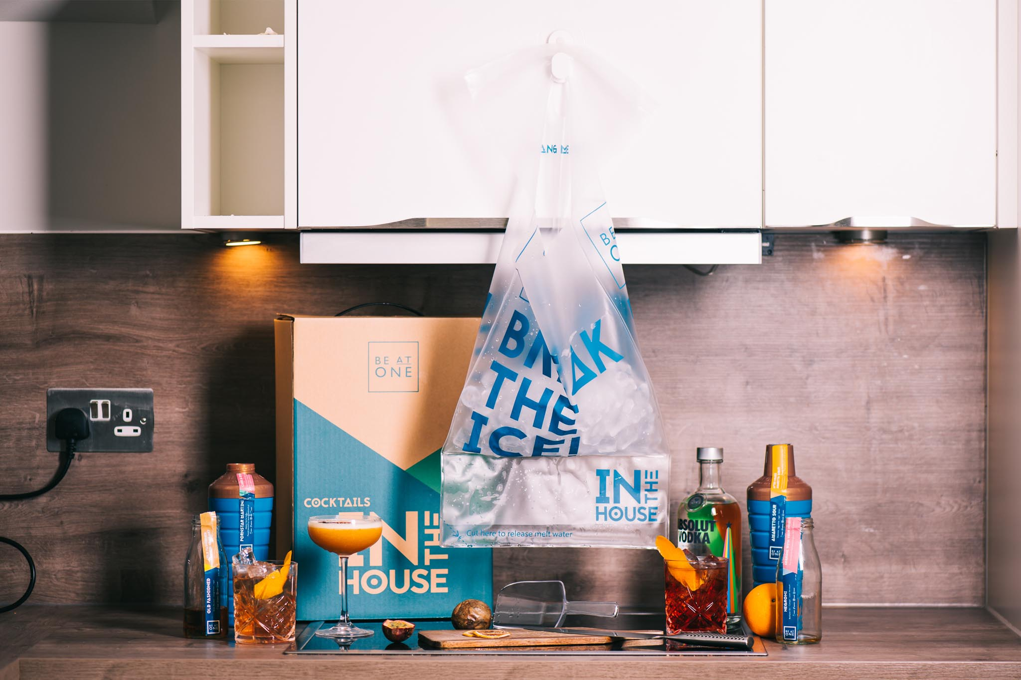 Uber Eats - Be At One Cocktail Bars