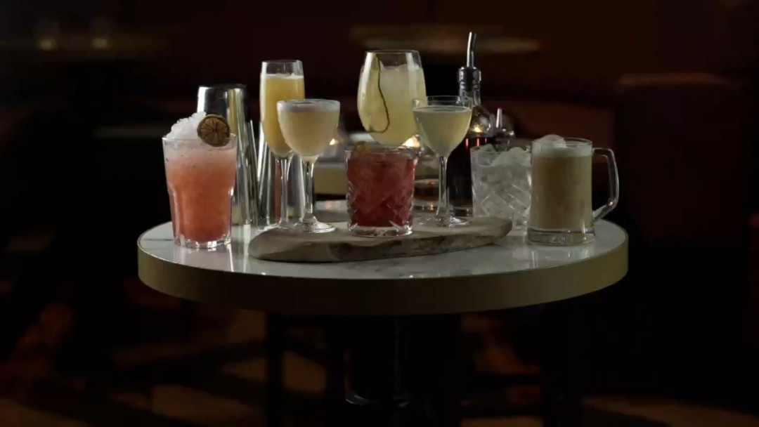 Mix up your memories with us! - Be At One Cocktail Bars