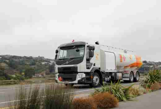 Mobile Tanker