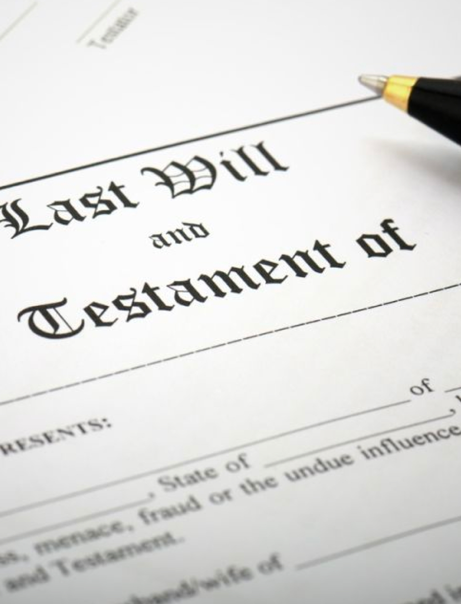 How to handle an inheritance