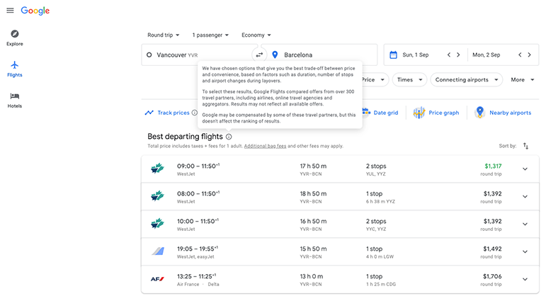 google-flights-screenshot