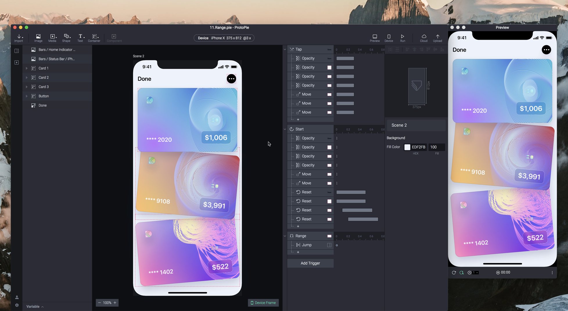Advanced Prototyping with ProtoPie - Design+Code