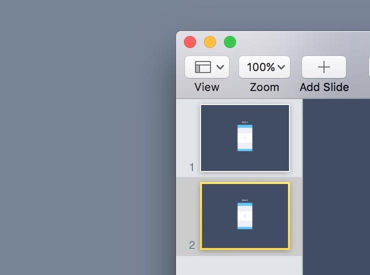 Prototyping in Keynote - Design+Code