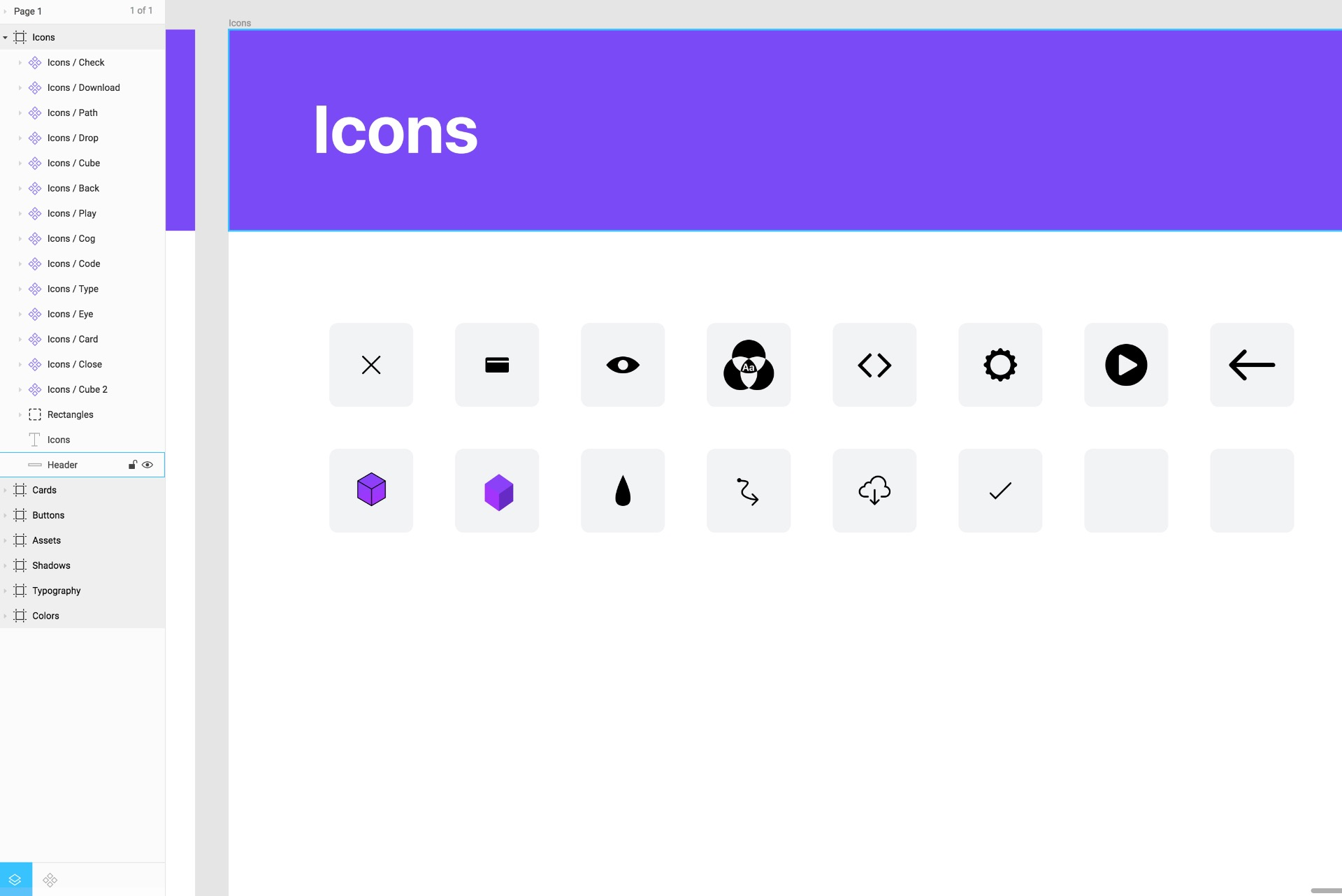Icons and Vector Network - Design+Code
