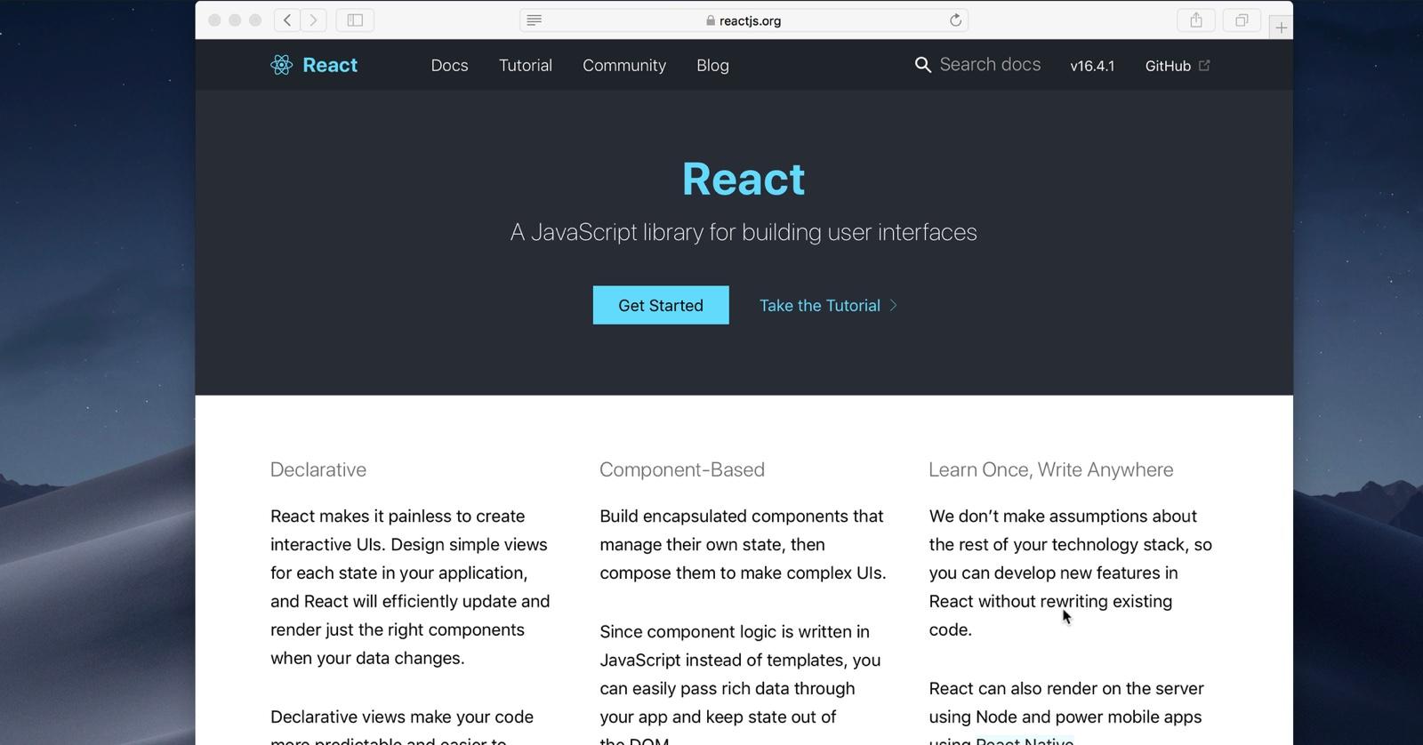 React for Designers - Design+Code