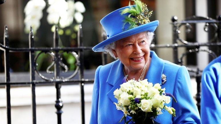 The Queen copy