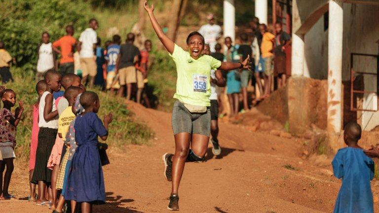 Uganda Marathon Race 1