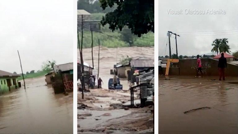 LakeChad Floods