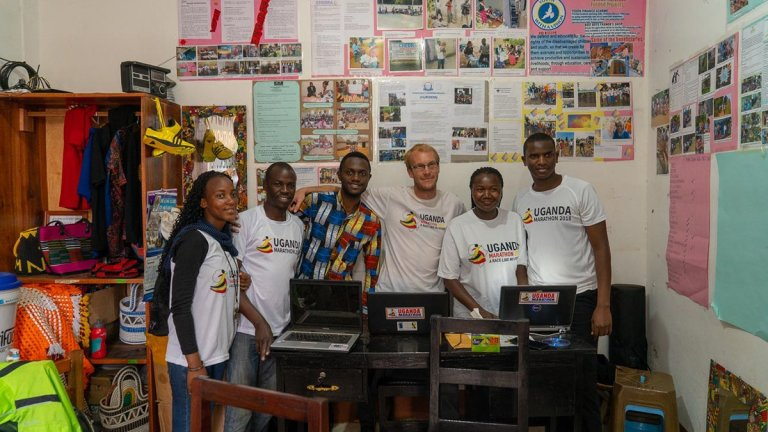 Uganda Marathon Shop