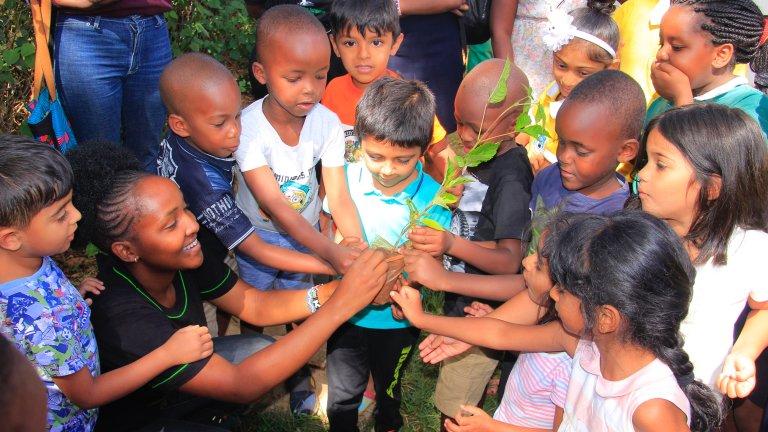 GGI Kenya is inspiring the next generation of environmentalists.