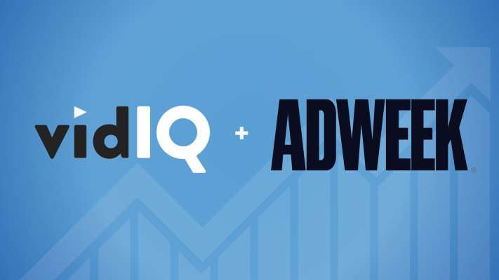 vidIQ and Adweek