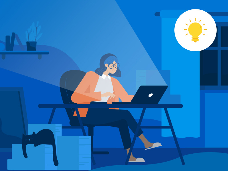 working from home tips remote team vidiq