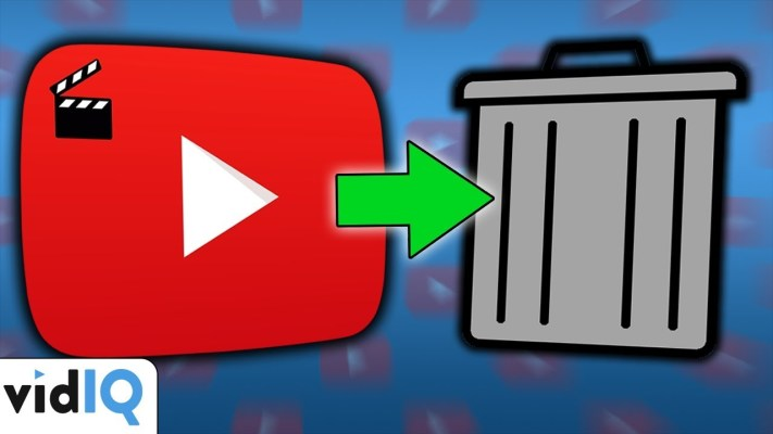 how to delete a youtube video in 2019 with the new creator studio