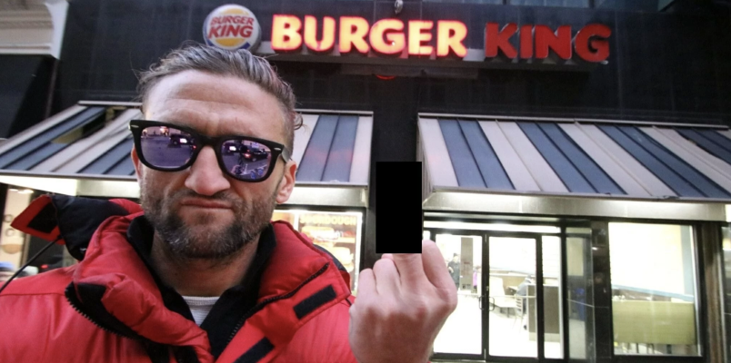 EXPLOITED BY BURGER KING
