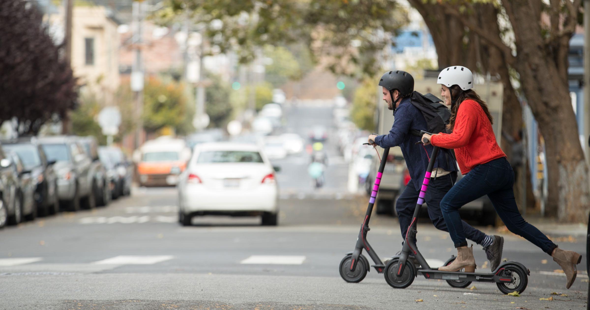 San Diego - Lyft Scooters
