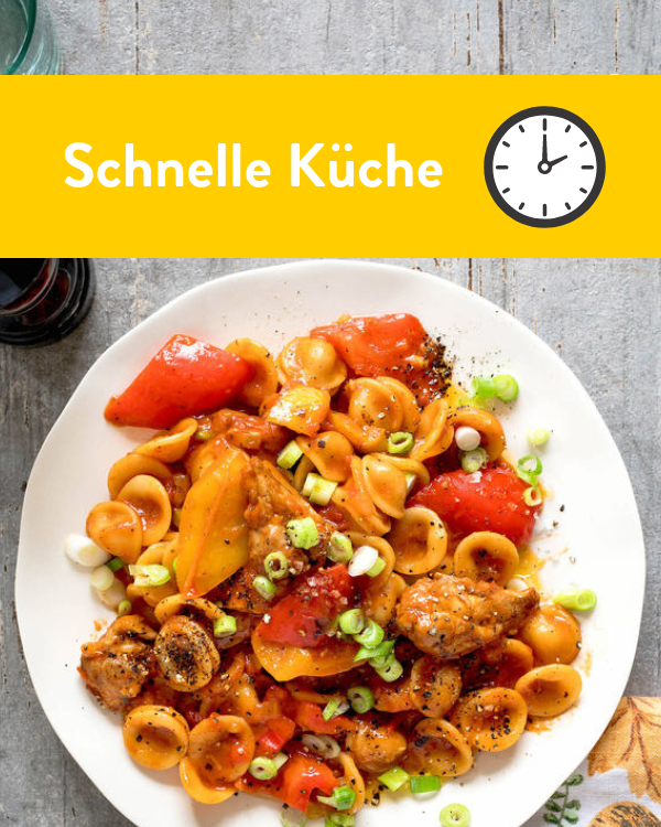 Schnelle Küche und einfache Rezepte | Marley Spoon