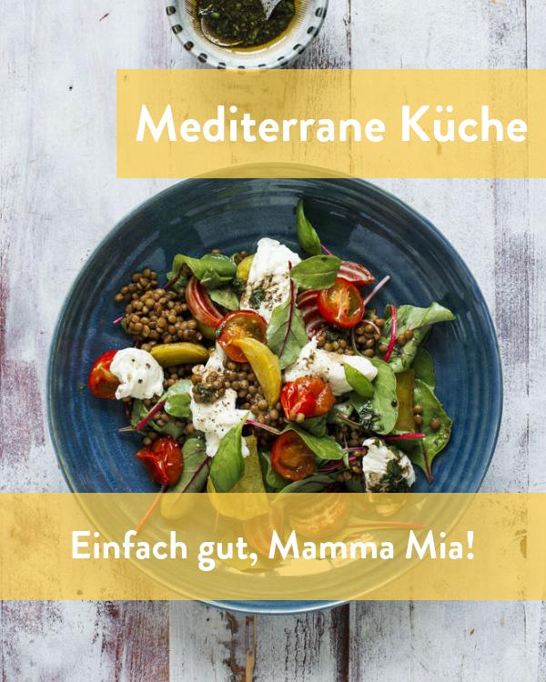 Mediterrane Rezepte & Küche | Marley Spoon