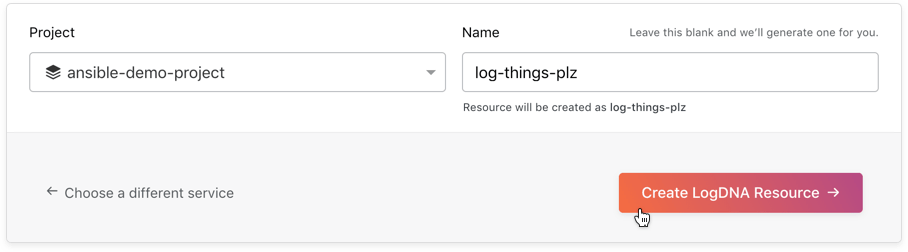 Ansible Secrets and Resource Manager