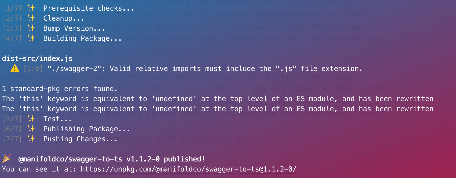 🎉 @manifold/swagger-to-ts v1.1.2-0 was published! You can see it at: https://unpkg.com/@manifoldco/swagger-to-ts@1.1.2-0/