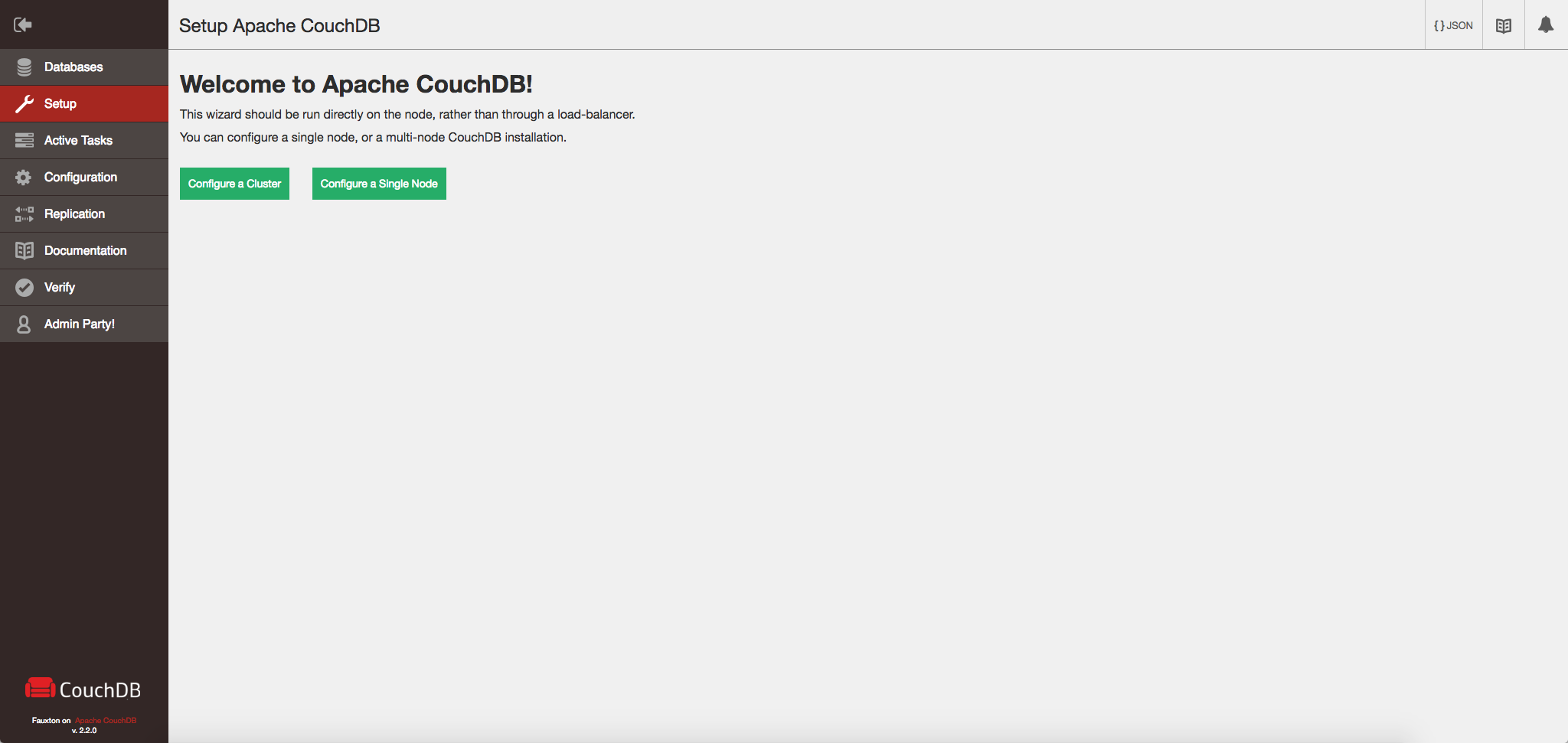Building an offline first app with React and CouchDB