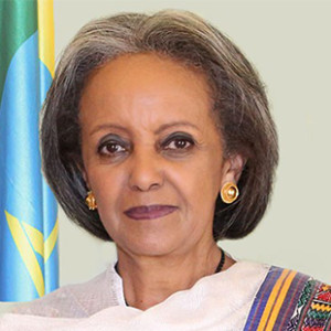 Her Excellency President Sahle-Work Zewde