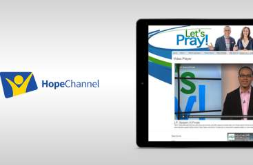 Online Video Broadens Hope Channel's Thriving Global Community