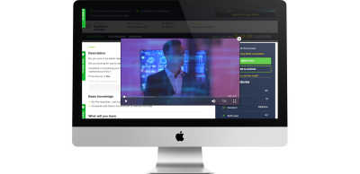 E-learning Leader Powers over 100,000 Training Videos with Brightcove