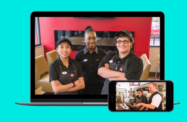 How Wendy's Fresh Approach Used Video to Train Employees Faster