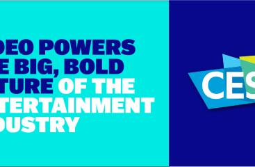 Video Powers The Big, Bold Future Of The Entertainment Industry