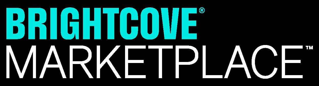 Brightcove Marketplace Logo