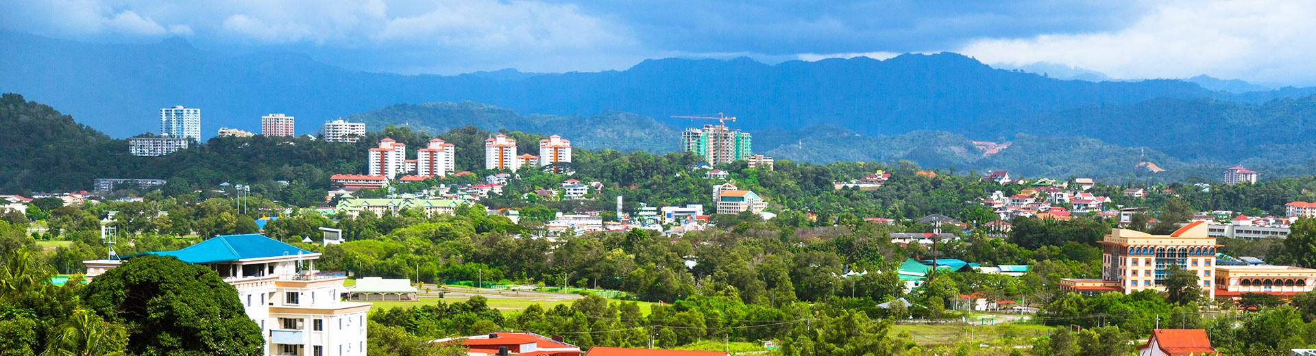 Book your Kota Kinabalu taxi alternative online | Blacklane