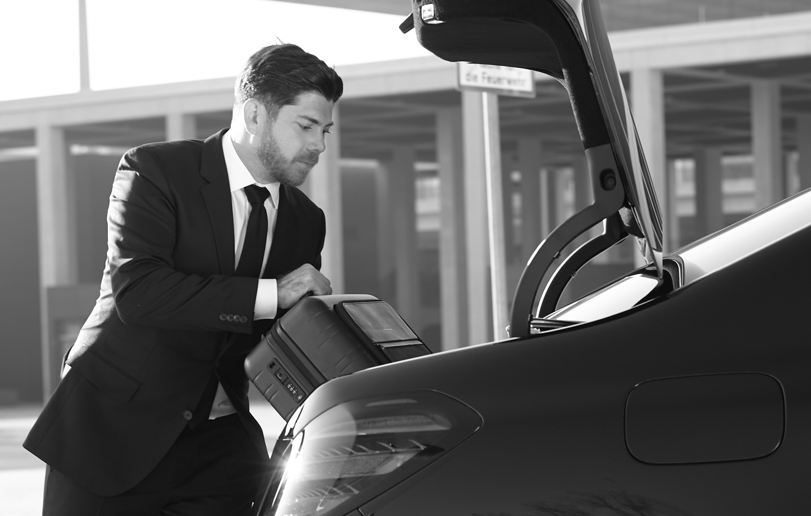 Professional LAX airport transfer in Los Angeles | Blacklane
