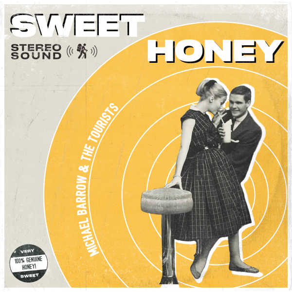 Sweet Honey 6: Final Album art | This is the sixth and final draft of the Sweet Honey album cover.