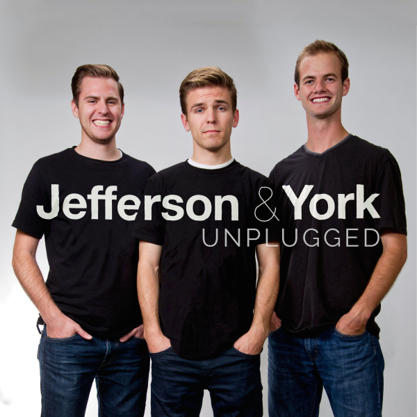 Unplugged Album Art | This is the album art for Jefferson & York's