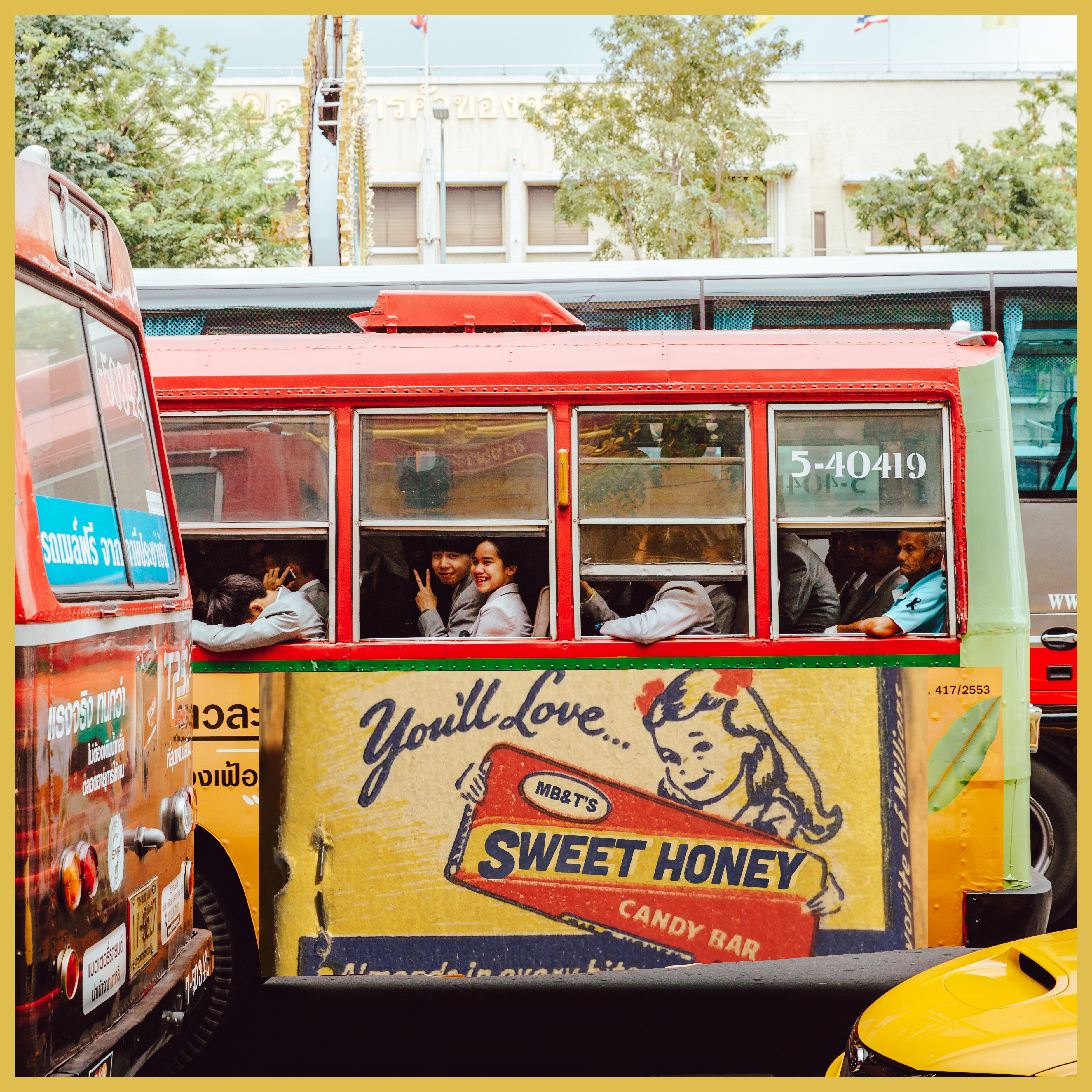 Sweet Honey 2: Bit-O-Honey Bus