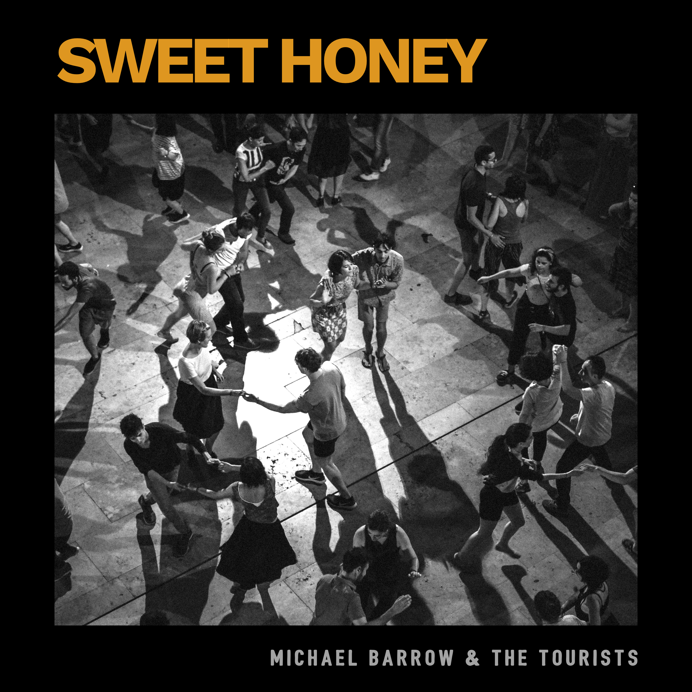 Sweet Honey 4: Dancing in Black & White