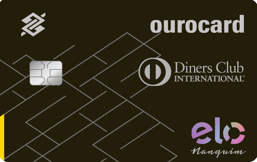 Ourocard Elo Nanquim Diners