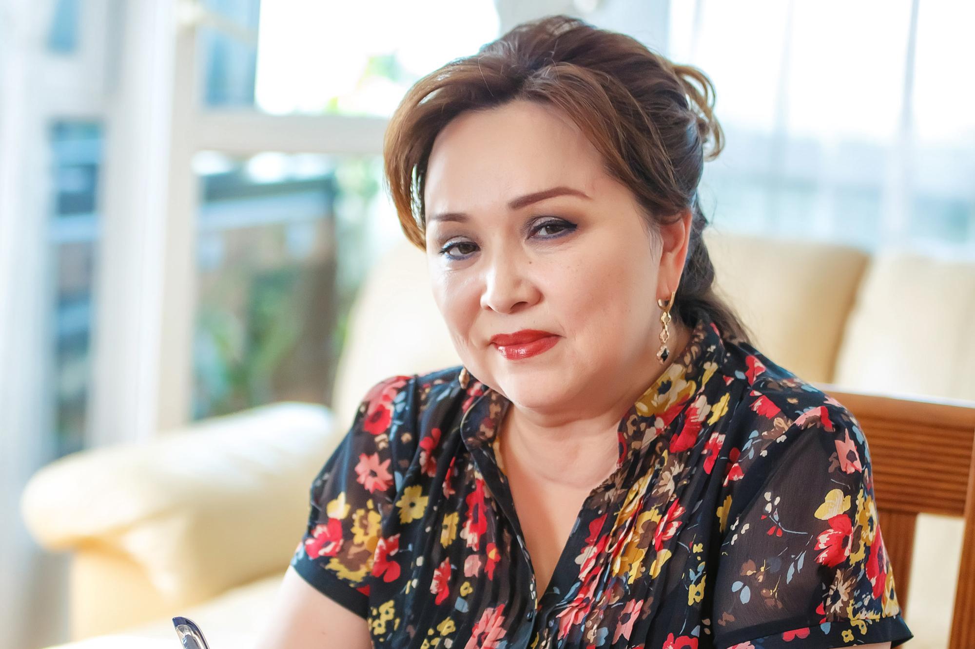 Nazym Saparova