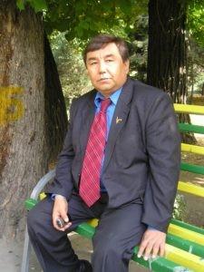 Galym Zhailybai