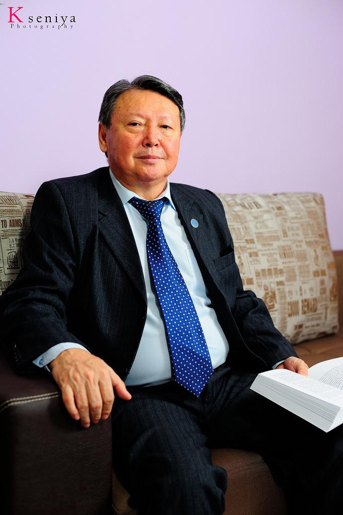 Bakhyt Rustemov